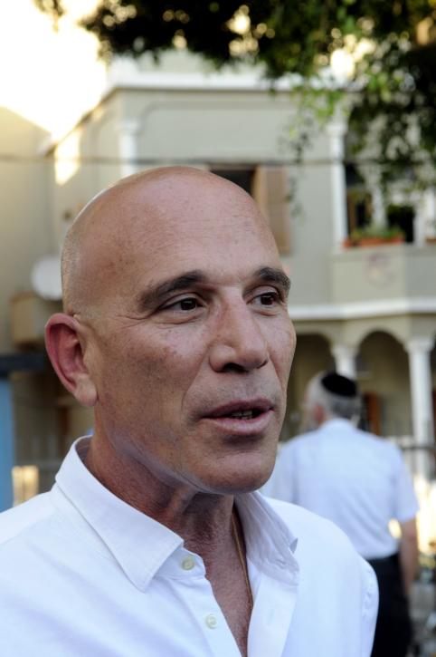 איש העסקים אילן בן-דב, 4.12.11 (צילום: יוסי זליגר)