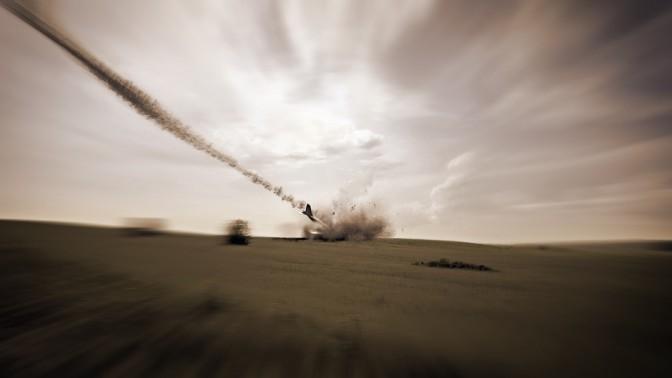 (איור מטוס נופל: שאטרסטוק)