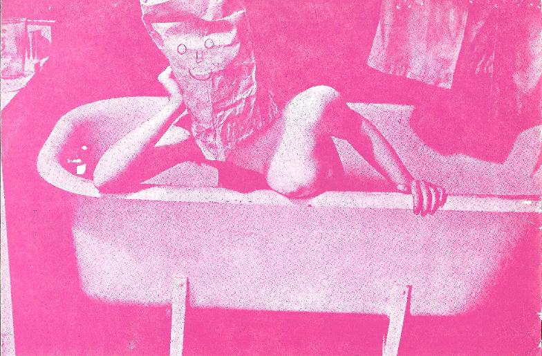 """מתוך עטיפת תוכניית ההצגה """"מלכת אמבטיה"""" באתר תיאטרון הקאמרי (צילום: סטודיו-הרמתי)"""