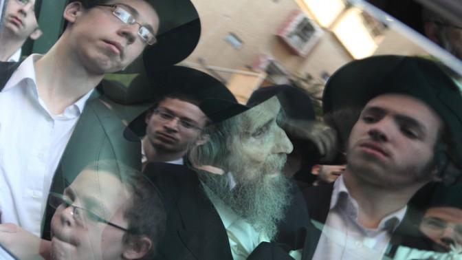 הרב יהודה לייב שטיינמן (צילום: יעקב נחומי)