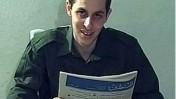 גלעד שליט בסרטון שצולם על ידי שוביו