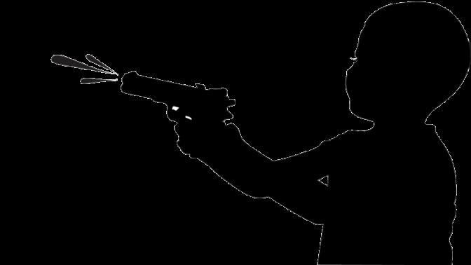 (איור ילד יורה: שאטרסטוק)