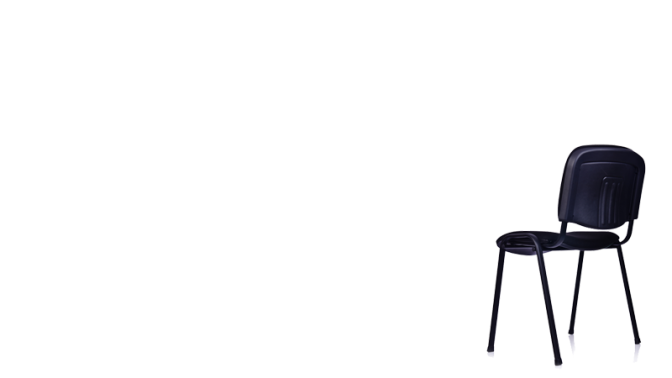 (איור כיסא ריק: שאטרסטוק)