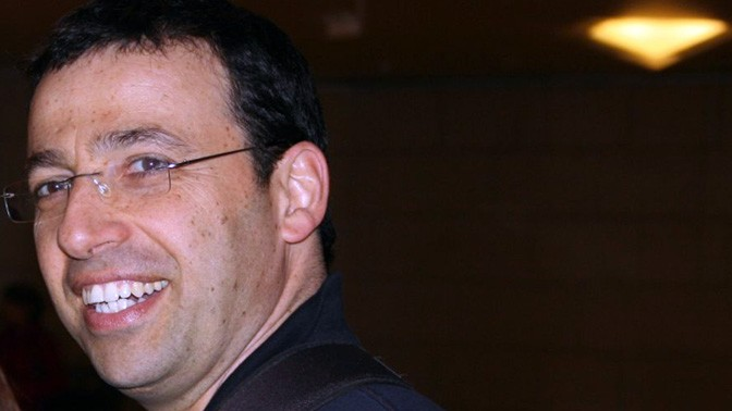 """רביב דרוקר (צילום: """"העין השביעית"""")"""