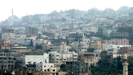 אום אל-פחם (צילום: משה שי)