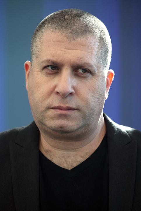 """ערן וינטרוב, מנכ""""ל עמותת לתת (צילום: גדעון מרקוביץ')"""