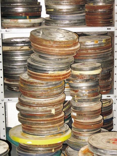 """סרטי פילם בארכיון רשות השידור, מתוך דו""""ח מבקר המדינה 64ג'"""