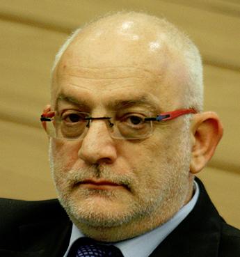 """מנכ""""ל רשות השידור לשעבר יוני בן-מנחם (צילום: פלאש 90)"""