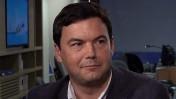 הכלכלן תומס פיקטי (צילום מסך)