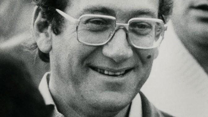 אהוד אולמרט, 1987 (צילום: משה שי)
