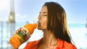 """פרסומת למותג המשקאות """"פריניב"""" (צילום מסך)"""