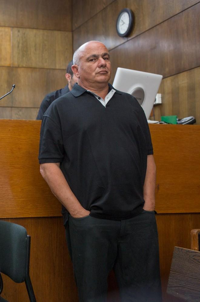 """יו""""ר בנק הפועלים לשעבר, דני דנקנר, בבית-המשפט, 13.5.14"""