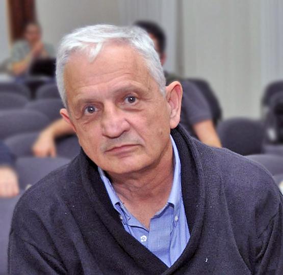 נחום ברנע (צילום: יהודה שגב)