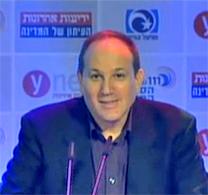 """עורך """"ידיעות אחרונות"""" רון ירון (צילום מסך)"""
