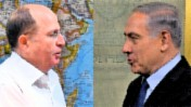 ראש הממשלה בנימין נתניהו ושר הביטחון משה יעלון (צילומים מקוריים: פלאש90)
