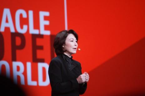 """צפרא כץ, מנכ""""לית משותפת של אורקל (צילום: drserg / Shutterstock.com)"""