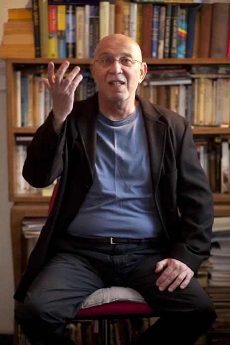 מאיר שניצר, אוקטובר 2012 (צילום: מתניה טאוסיג)