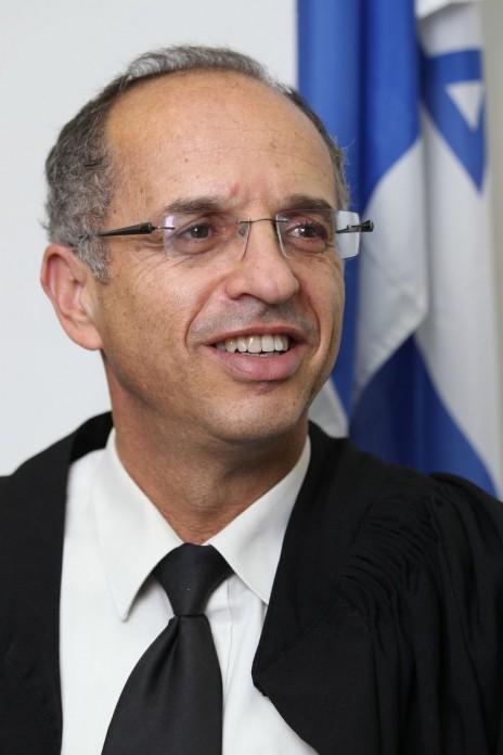 שופט בית-המשפט העליון נעם סולברג (צילום: נתי שוחט)
