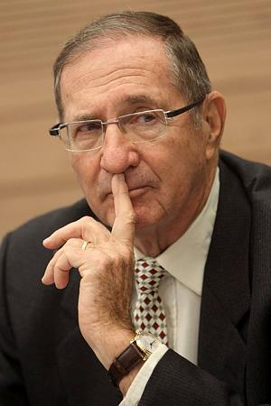 איש העסקים דן פרופר (צילום: מרים אלסטר)