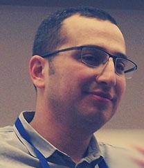 """אבי משולם, העורך הראשי של """"מעריב"""" מדצמבר 2010 עד אוגוסט 2011 (צילום: """"העין השביעית"""")"""