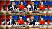 """עו""""ד יוסי כהן ועו""""ד נעמי לנדאו בתוכנית """"חדשות הלילה"""" בערוץ 2, 18.2.15 (צילום מסך)"""