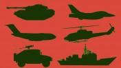 (איור כלי רכב צבאיים: שאטרסטוק)
