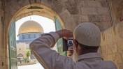 העיר העתיקה בירושלים, 22.7.15 (צילום: גארט מילס)