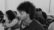מתי כספי, 1987 (צילום: משה שי)