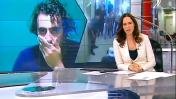 """יונית לוי מציגה כתבה על מתיחות אכזריות ברמדאן, """"חדשות 2"""", 29.6.2015 (צילום מסך)"""