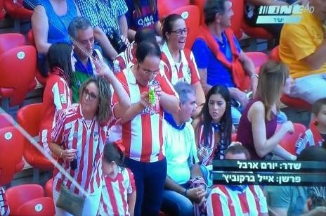 הליגה הספרדית בערוץ one
