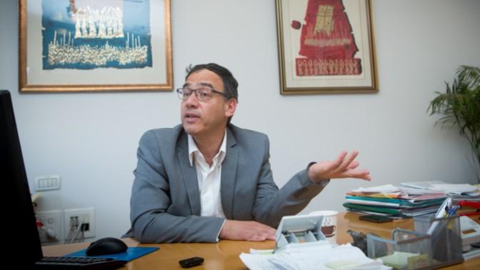 פרקליט המדינה שי ניצן (צילום: מרים אלסטר)