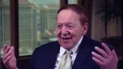 איש העסקים שלדון אדלסון (צילום מסך: בלומברג)