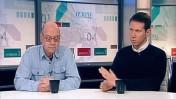 """רונן ברגמן ואמיר אורן ב""""תיק תקשורת"""" (צילום מסך)"""