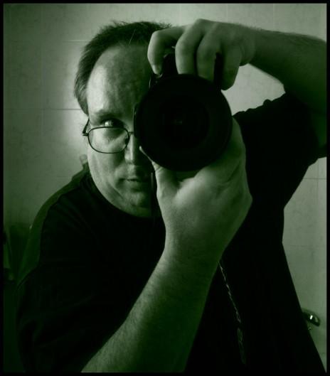 יוסי גורביץ, דיוקן עצמי (רישיון CC BY-NC-ND 2.0)