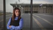 רות קוליאן על רקע כנסת ישראל, ינואר 2015 (צילום: הדס פרוש)