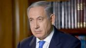 """ראש הממשלה בנימין נתניהו מקיים ראיון עם רשת הטלוויזיה האמריקאית CBS בלשכתו בירושלים, 14.7.2013 (צילום: קובי גדעון, לע""""מ)"""