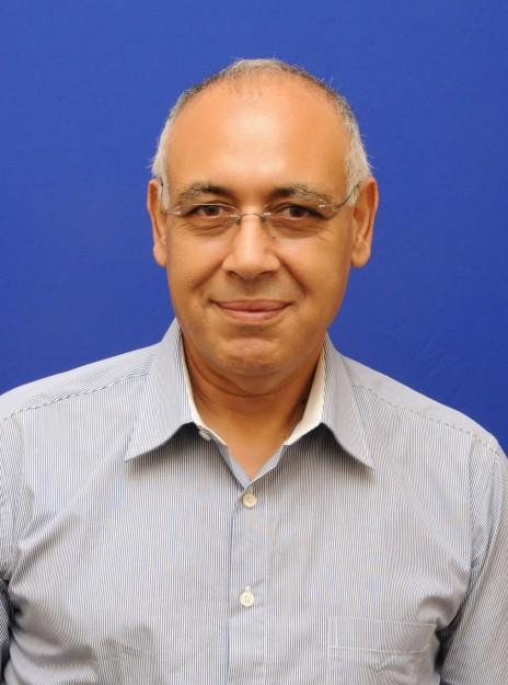 """ד""""ר אבו עביד סובחי (צילום: דוברות המרכז הרפואי ת""""א, איכילוב)"""