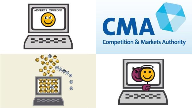 איורים מתוך חומרי ההסברה של ה-CMA