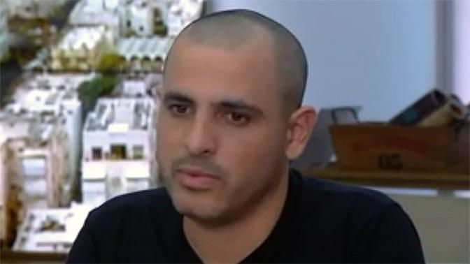 """רותם דנון, עורך """"ליברל"""" (צילום מסך)"""