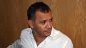 """עופר קול, לשעבר ראש מחלקת תקשורת בדובר צה""""ל, בבית-המשפט המחוזי ת""""א, 19.5.16 (צילום: אורן פרסיקו)"""