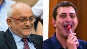 """זליג רבינוביץ' ויוני בן מנחם (צילומים: """"העין השביעית"""" ופלאש90)"""