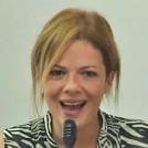 לינוי גר-גפן בכנס הון-מזון-עיתון (צילום מסך)