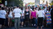 מצעד הגאווה בירושלים, 21.7.16 (צילום: הדס פרוש)