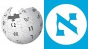 לוגו הארץ, לוגו ויקיפדיה