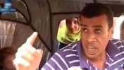 נהג הטוק-טוק שראיון איתו הצית את הרשת במצרים (צילום מסך)