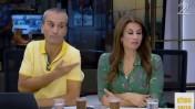 """אברי גלעד ומירי נבו מראיינים את שמעון גפסו בתוכנית """"העולם הבוקר"""" של רשת בערוץ 2, 25.10.16"""