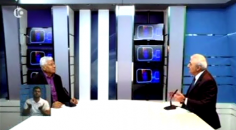 """ד""""ר תאבת אבו ראס מתראיין בערוץ 10, 11.11.2016"""