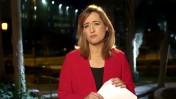 """אילנה דיין מקריאה את תגובתו של נתניהו לתחקיר """"עובדה"""" (צילום מסך)"""
