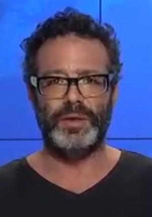 ניר גונטז' (צילום מסך מתוך שידורי ערוץ 1)