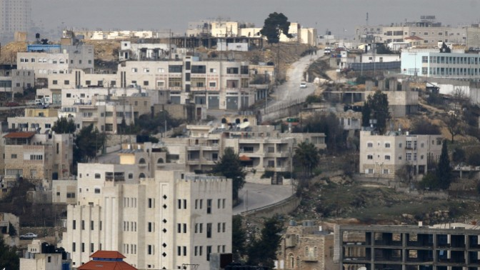 General view of the West Bank city of Hebron, January 28, 2008. Photo by Michal Fattal/Flash90